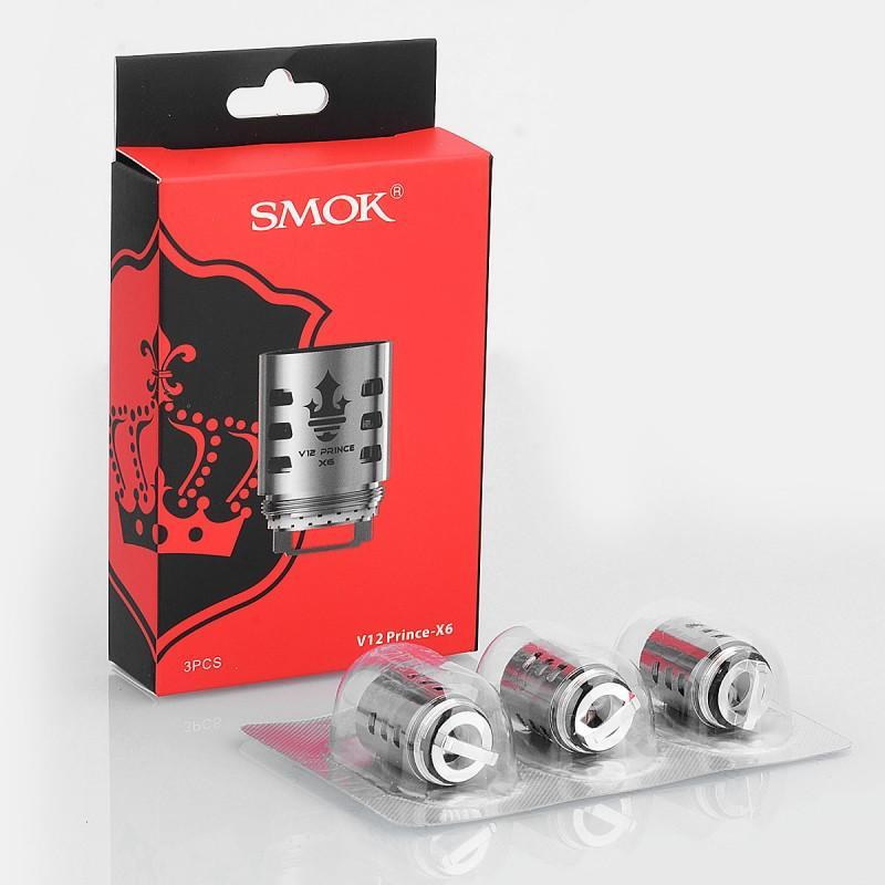 Resistência Smok TFV12 Prince X6 0.15ohm