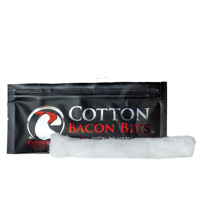 WicknVape Cotton Bacon Bits V2