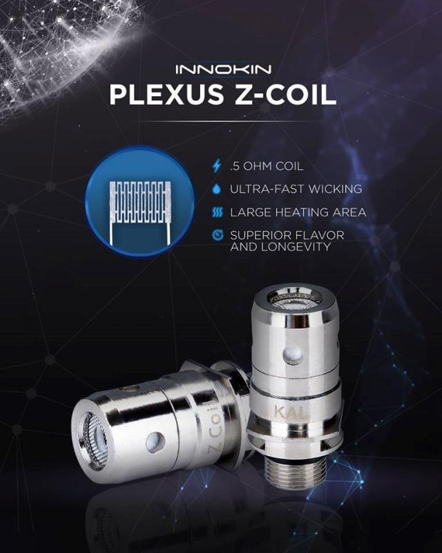 Coil Innokin Zenith Plexus 0.5ohm
