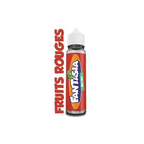 Fantasia Fruits Rouges 50ml 0mg
