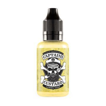 Nom Nomz - Captains Custard Lemon Curd 30ml