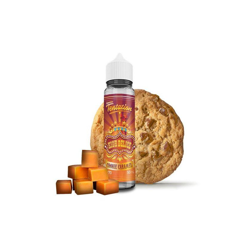 Cookie Caramel 50ml 0mg