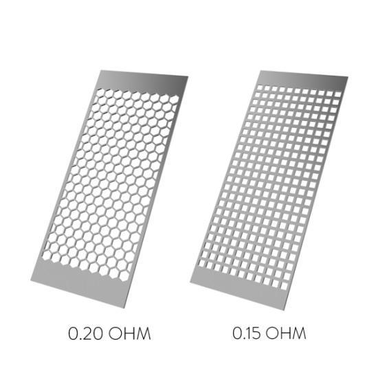 VandyVape Kylin M Mesh Coils 10un 0.20ohm/0.15ohm