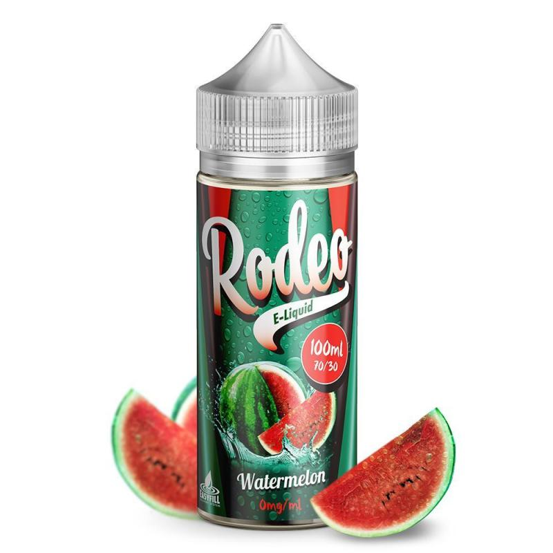 Rodeo Watermelon 100ml 0mg