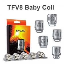 Coil TFV8 Baby M2 0.15/0.25ohm